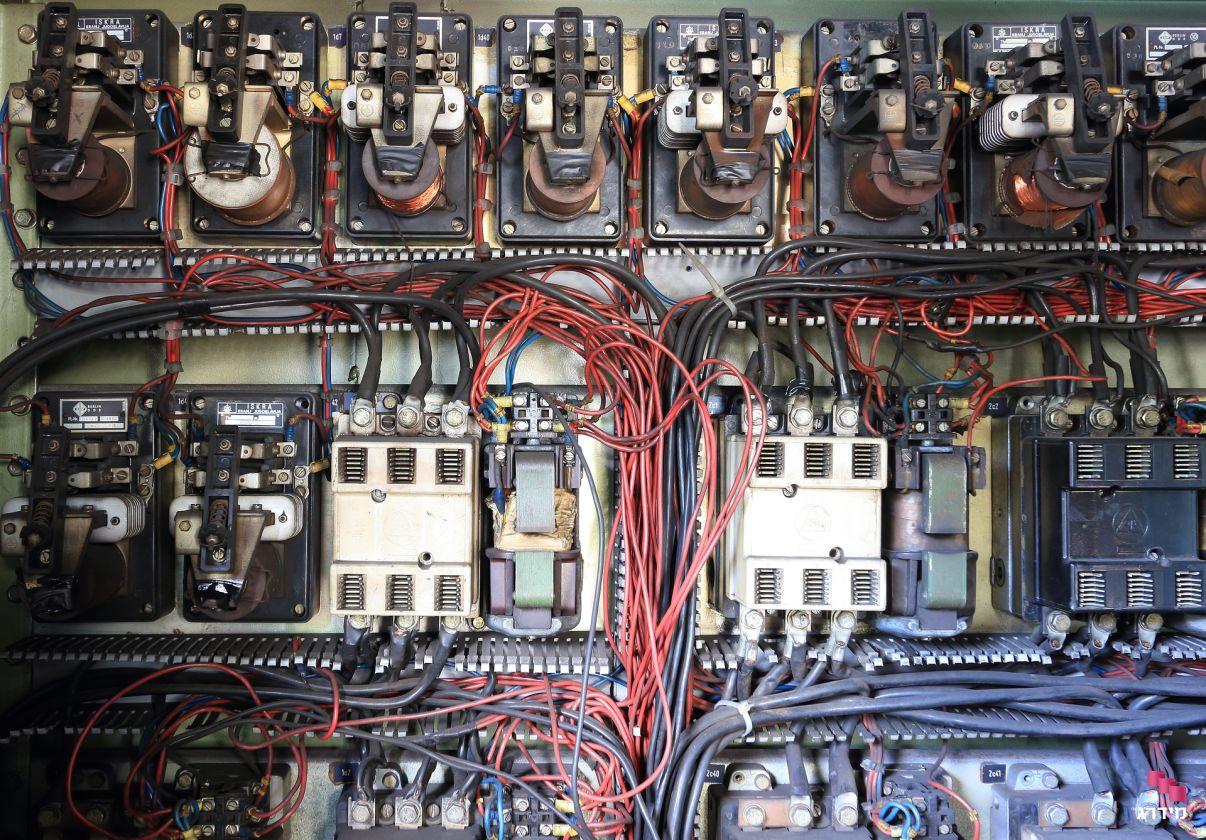 לוח חשמל