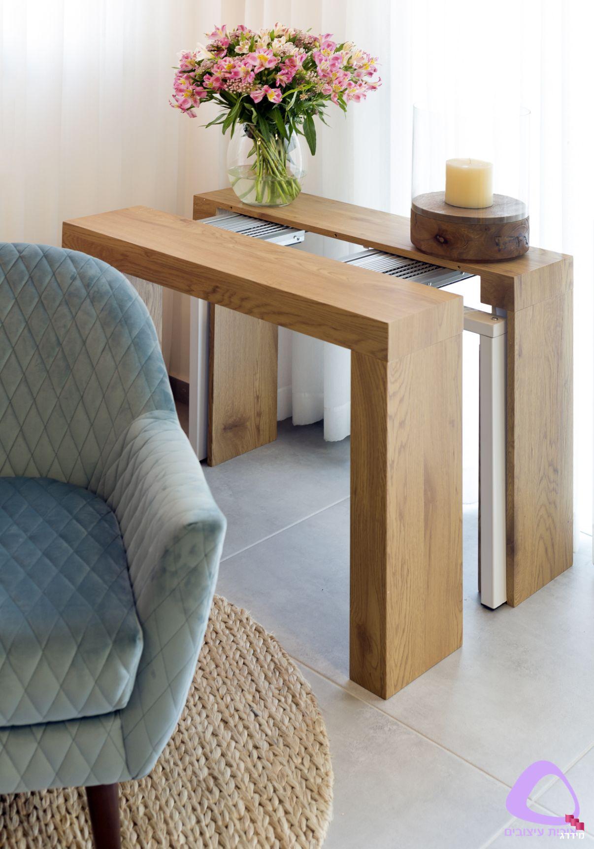 עיצוב דירות קטנות סלון