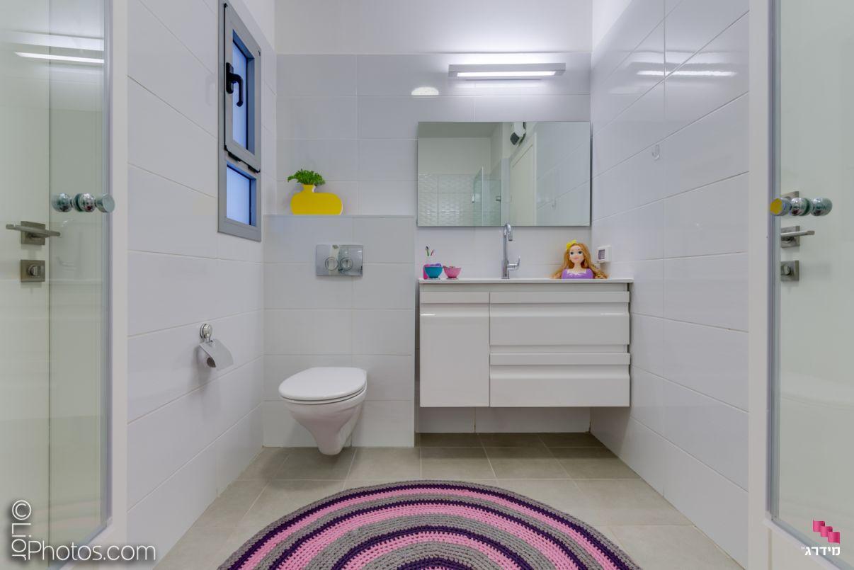 עיצוב חדר ילדים בדירת קבלן