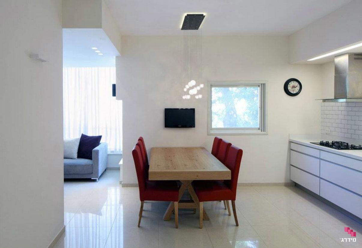 עיצוב דירה קטנה עיצוב מטבח