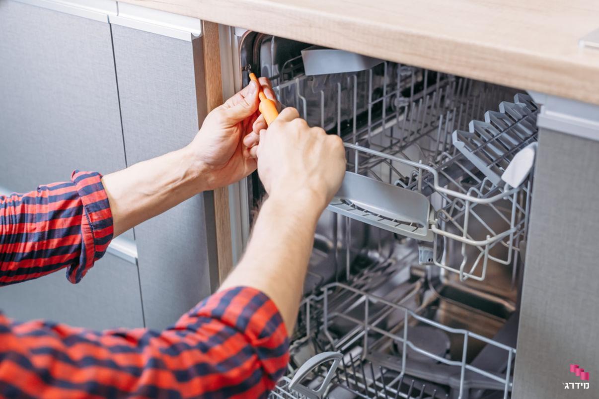 תיקון מדיח כלים