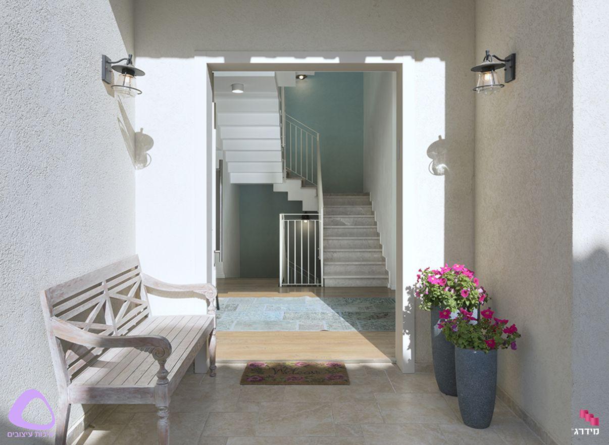 עיצוב דירת קבלן פרטית
