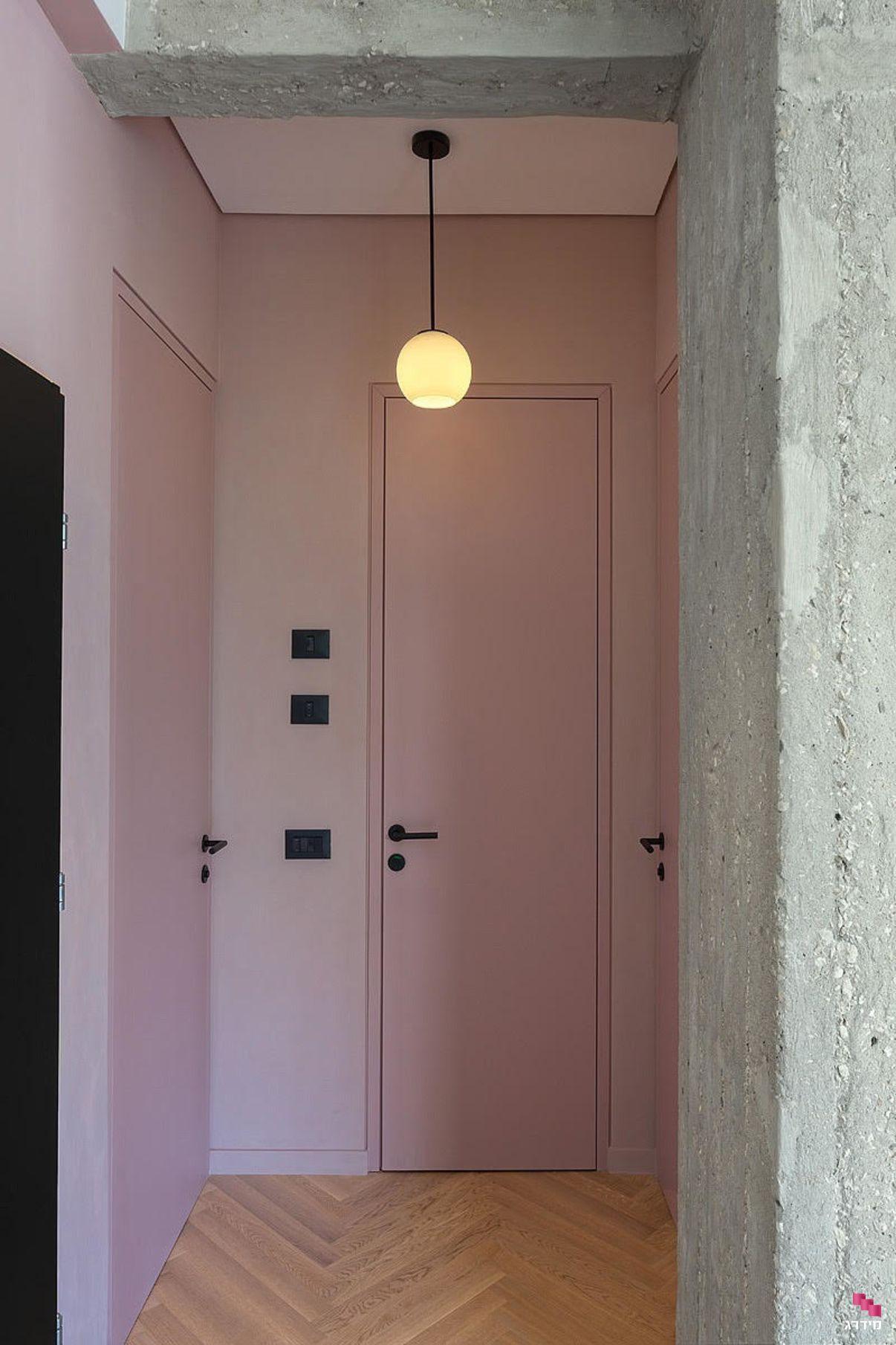 עיצוב דירה קטנה מרכז תל אביב