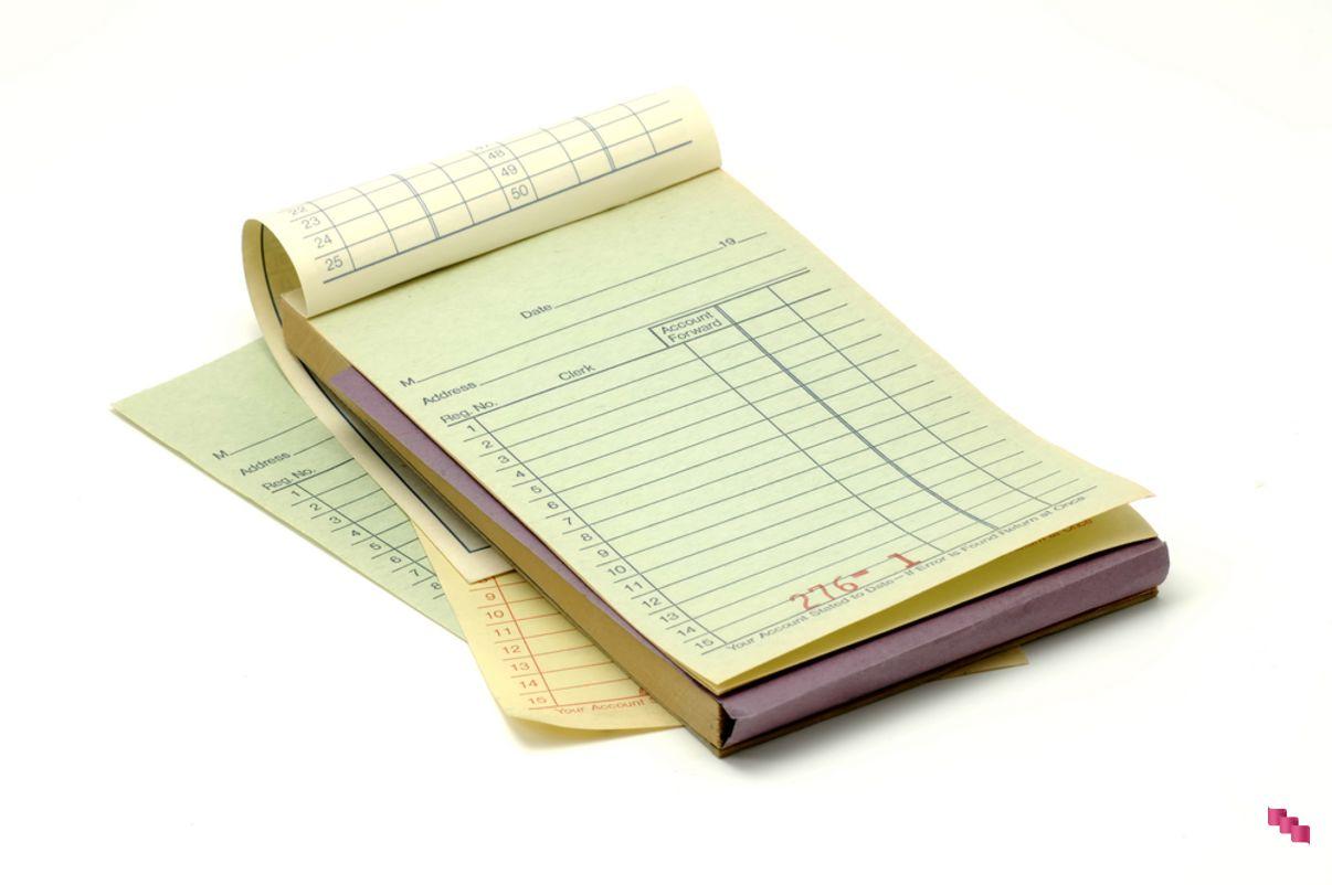 חשבונית נייר