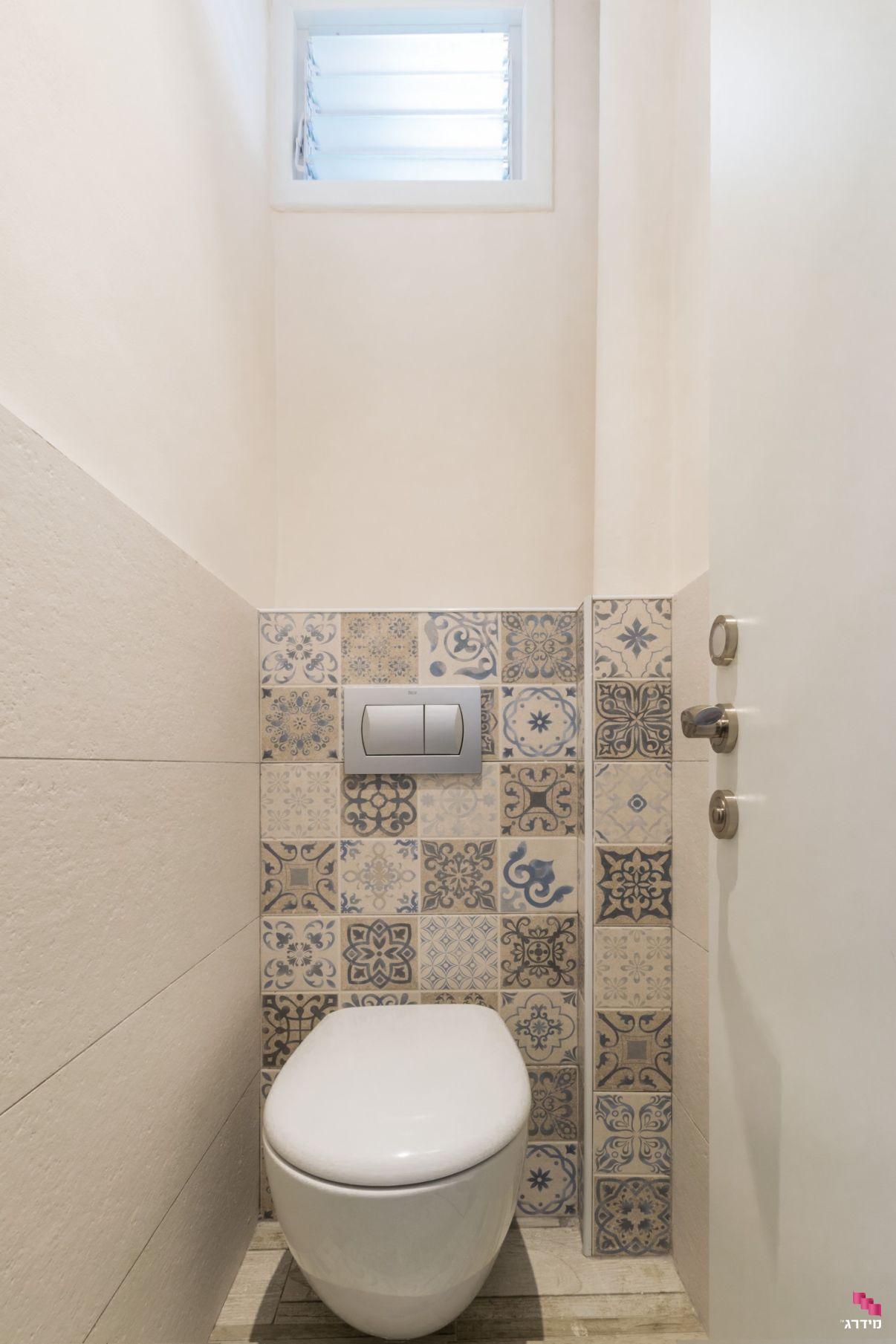 עיצוב דירות קטנות שירותים