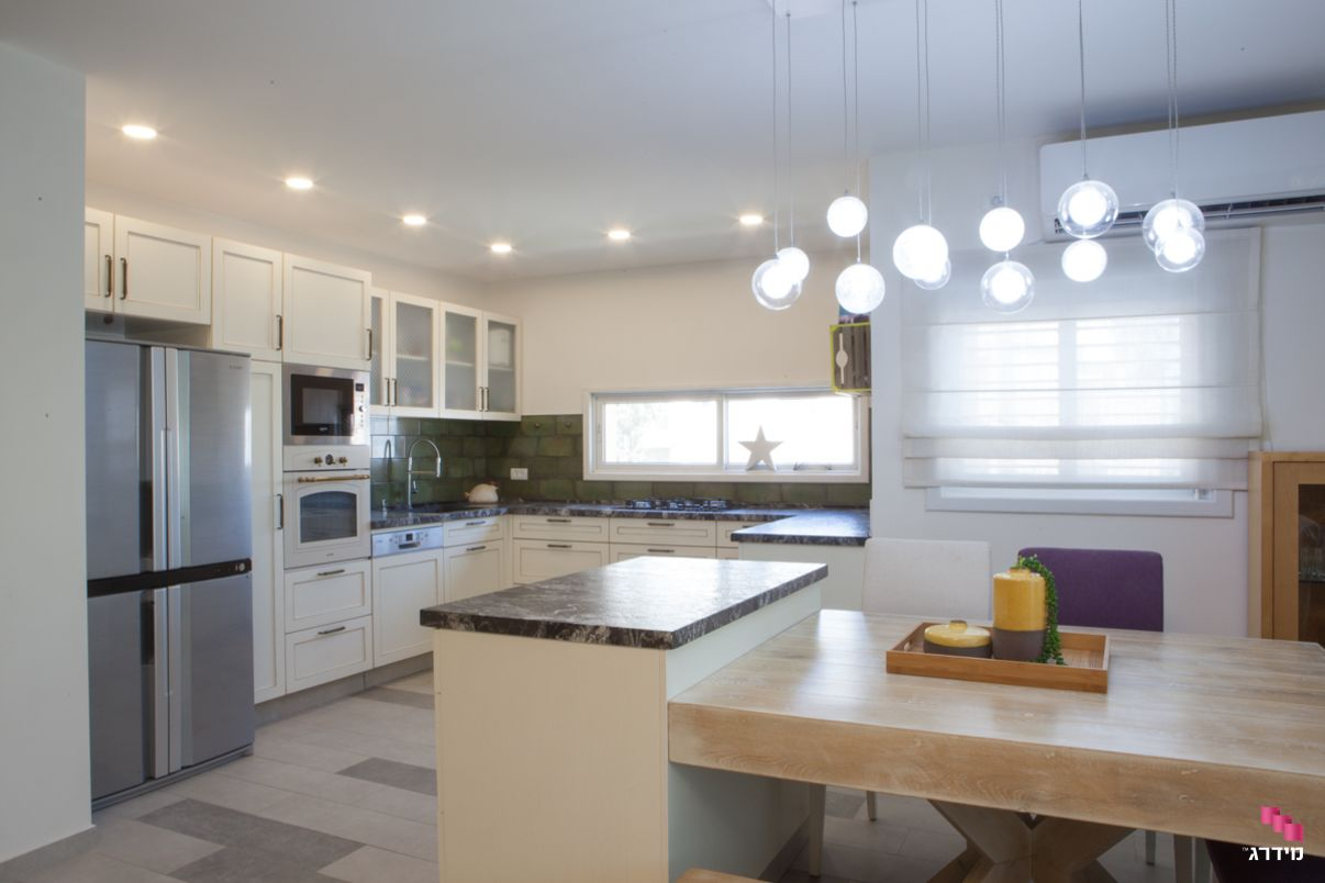 עיצוב תאורה למטבחים