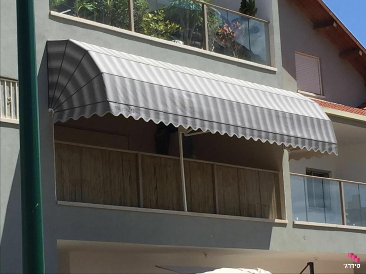 מרקיזה במרפסת | סוכך למרפסת