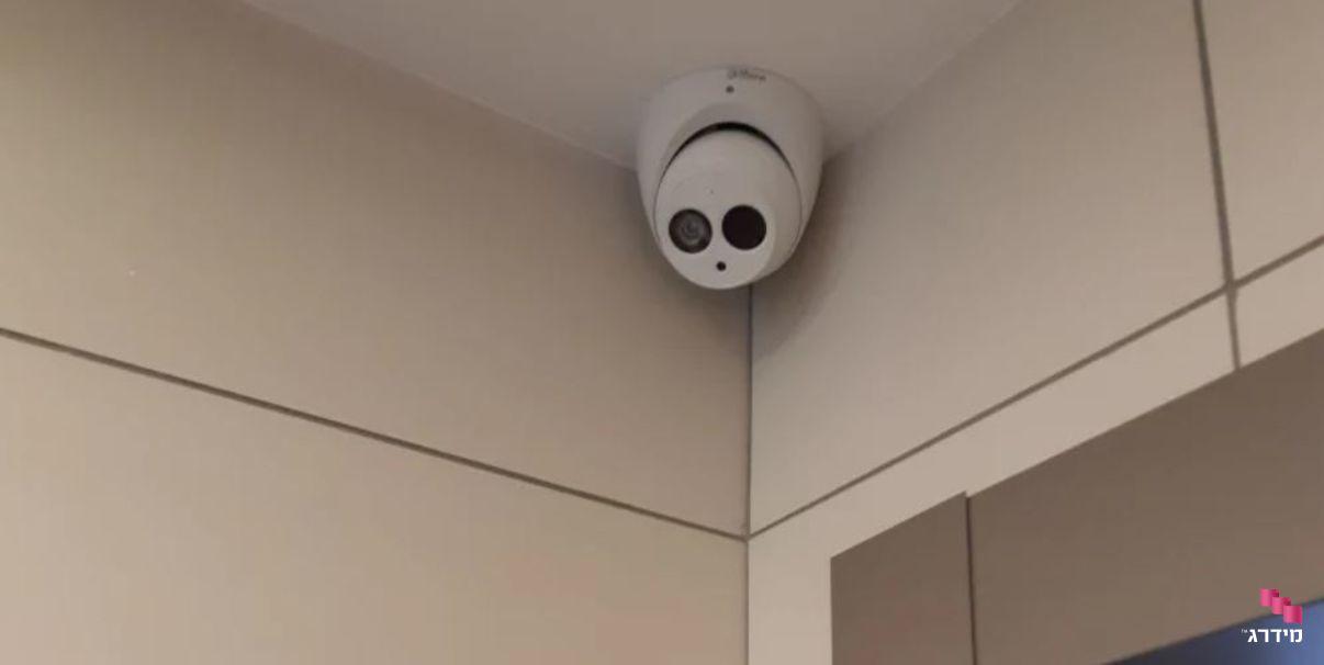 התקנת מצלמות אבטחה - מחיר | מצלמת אבטחה בפינה