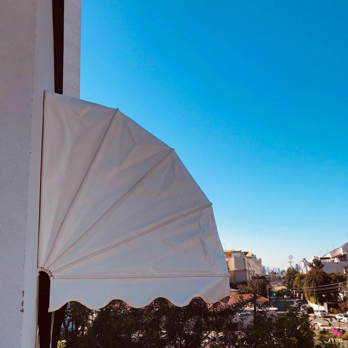 מרקיזה למרפסת - מבט מבחוץ | סוכך למרפסת