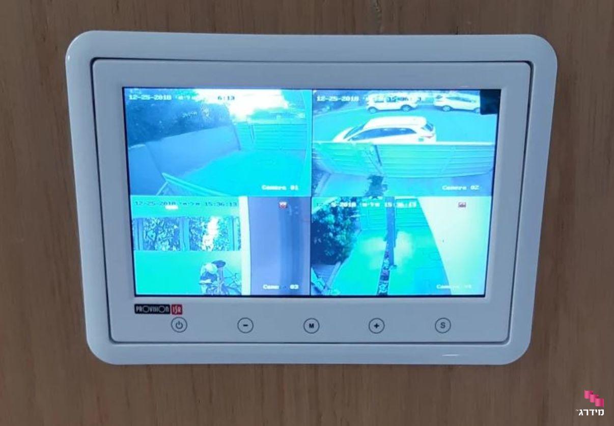 התקנת מצלמות אבטחה - מחיר | פלט מצלמות אבטחה