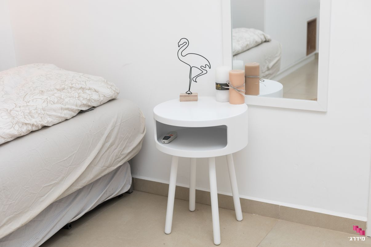 עיצוב דירת קבלן חדר מתבגרים