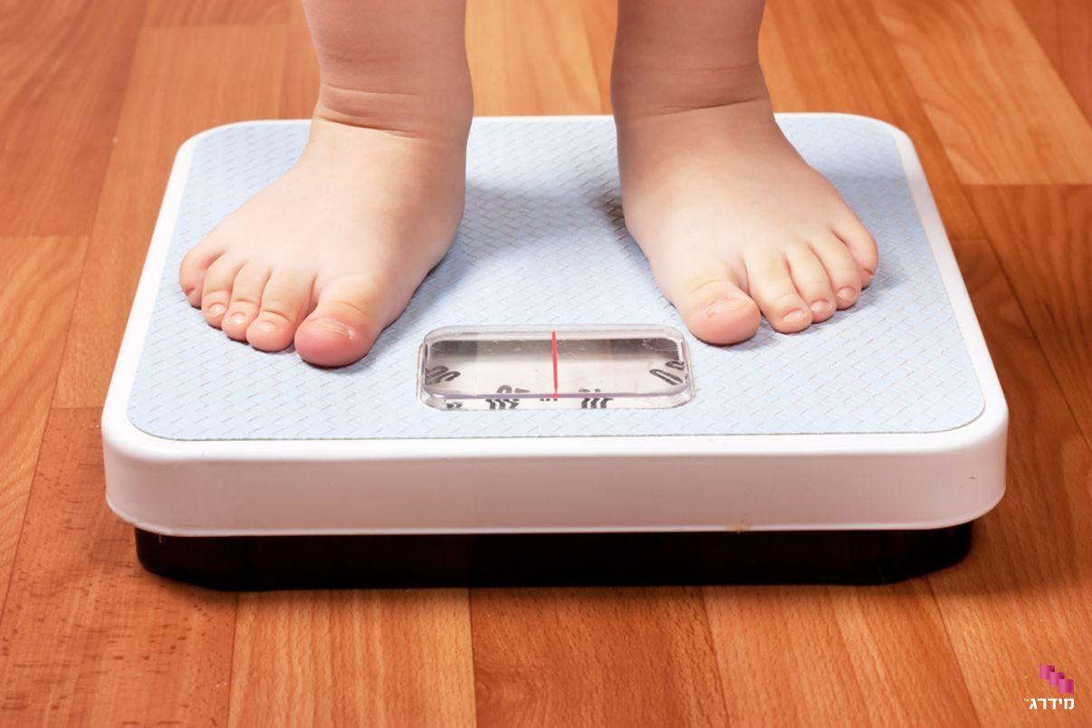 ילד על משקל - דיאטניות