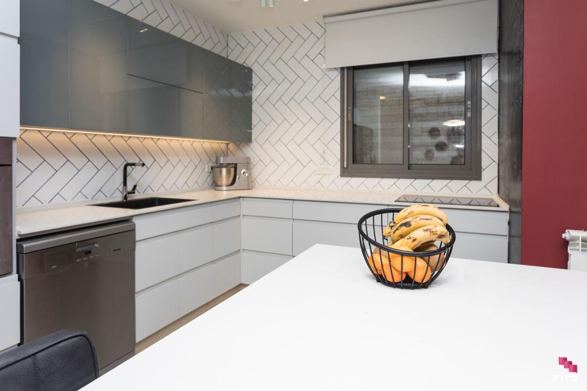 עיצוב מטבח וילונות