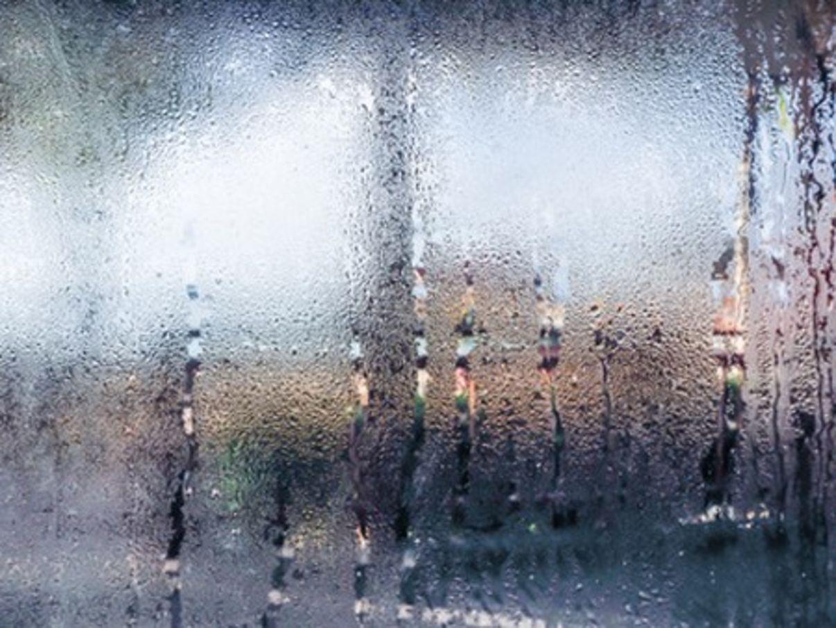 עיבוי על החלון