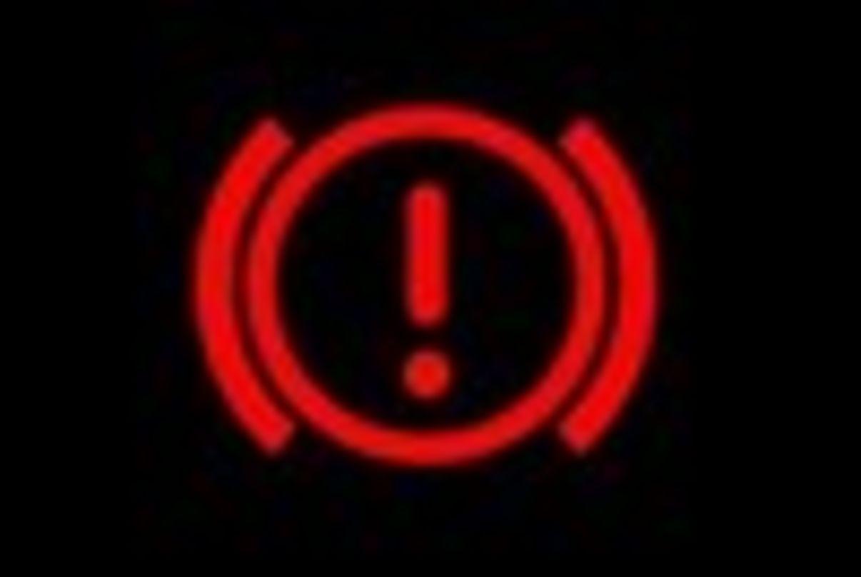 נורות אזהרה ברכב- בלמים