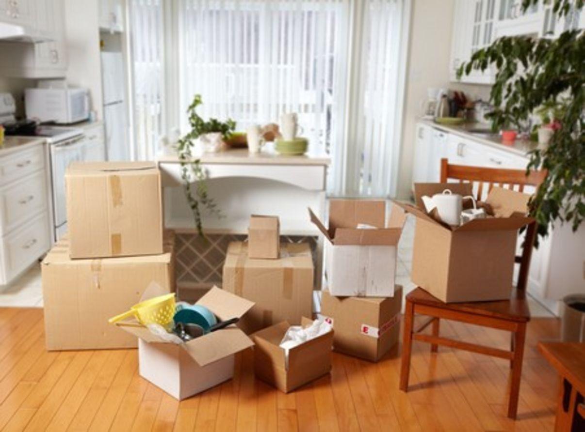 אריזת הדירה