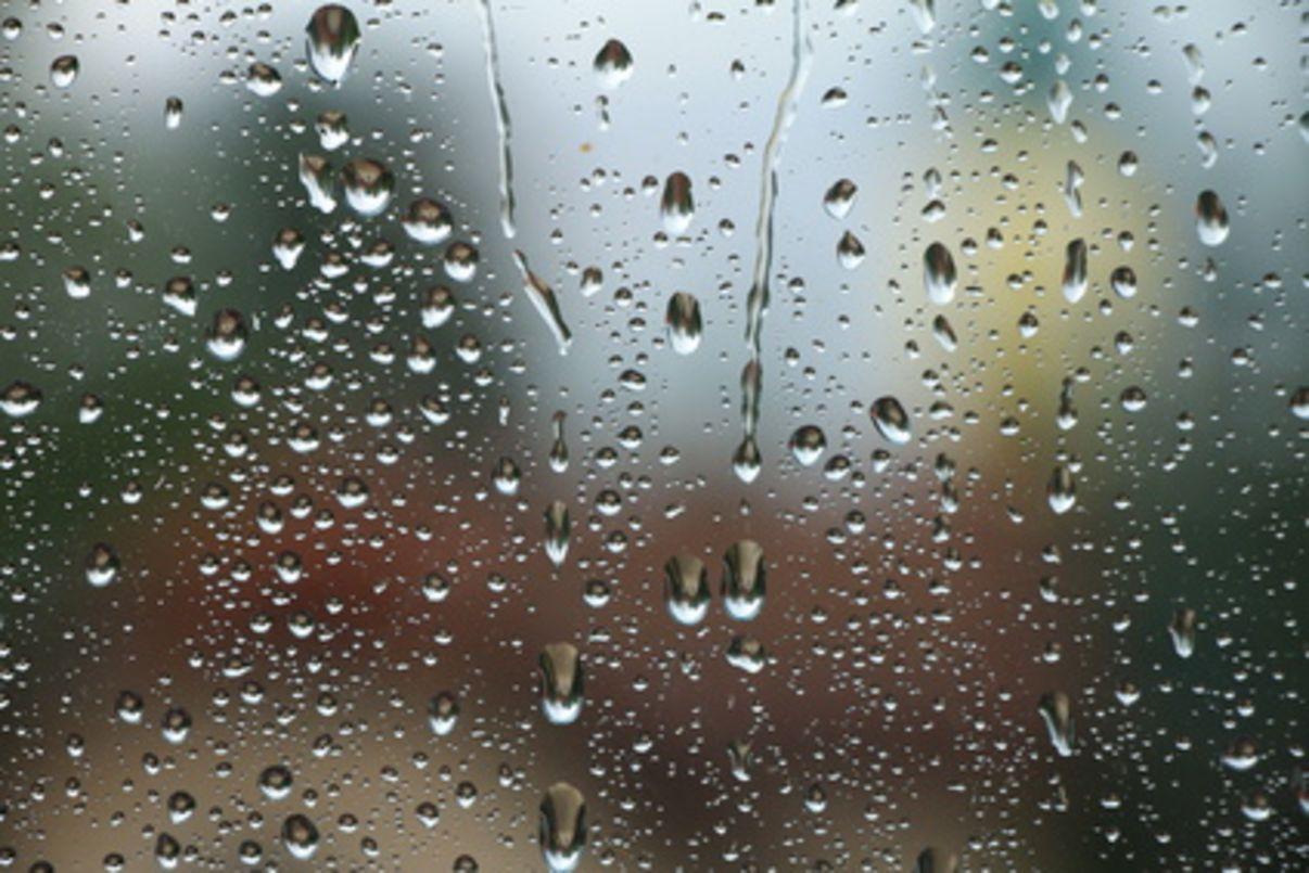גשם בחוץ