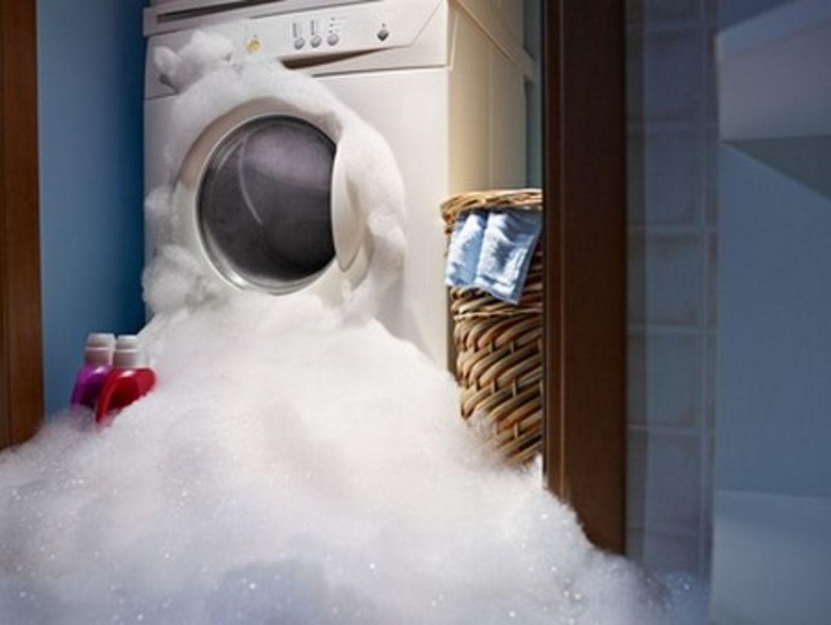 תקלה במכונת כביסה