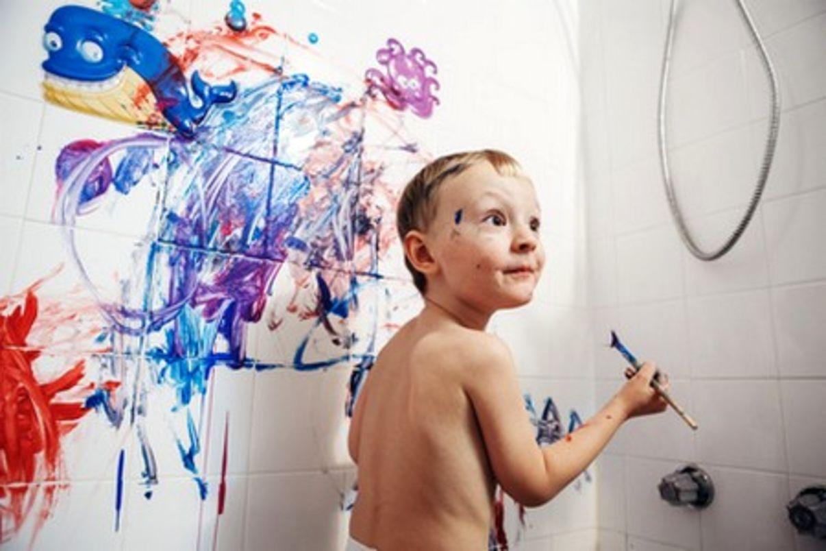צביעת אמבטיה