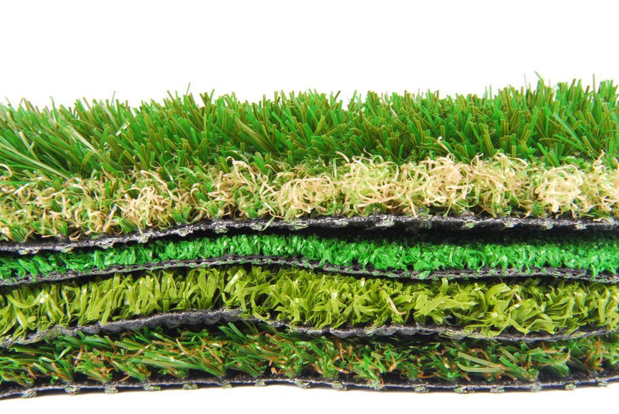 דשא סינטטי לגינת גג