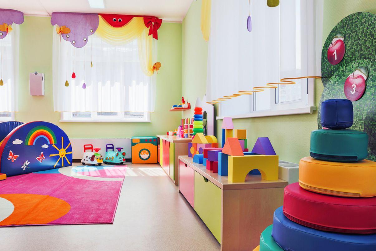 צביעת חדר ילדים בירוק