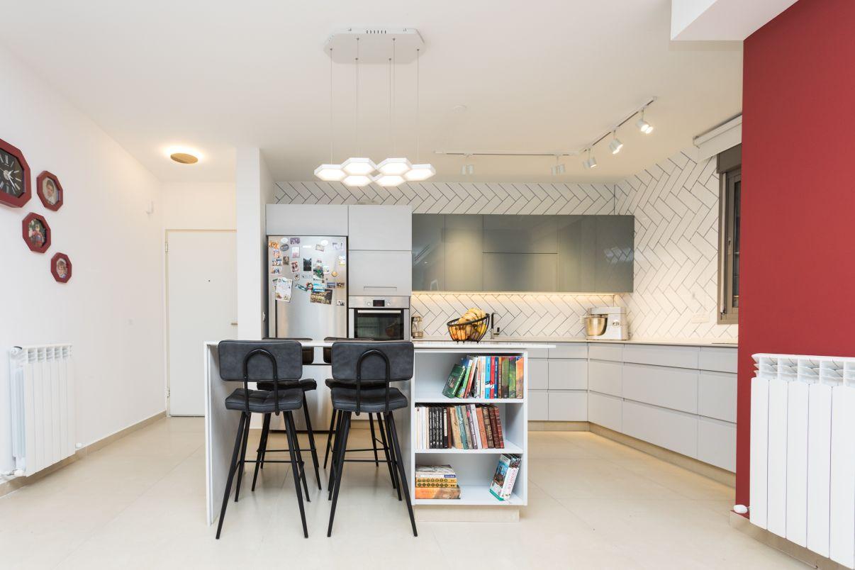 עיצוב תאורה במטבח