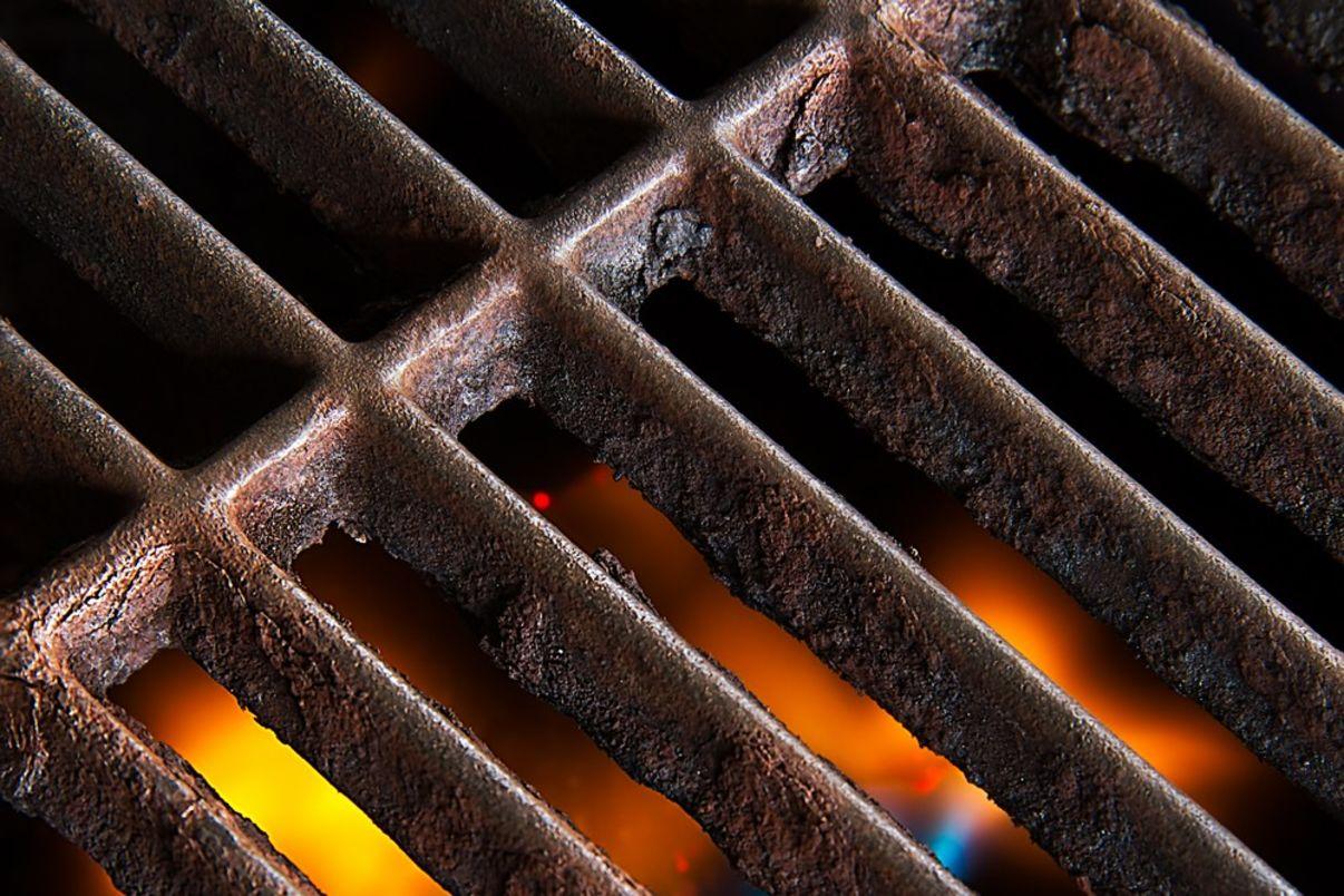 רשת ברזל לגריל גז