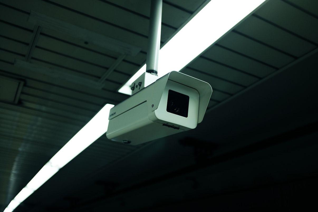 מצלמות אבטחה