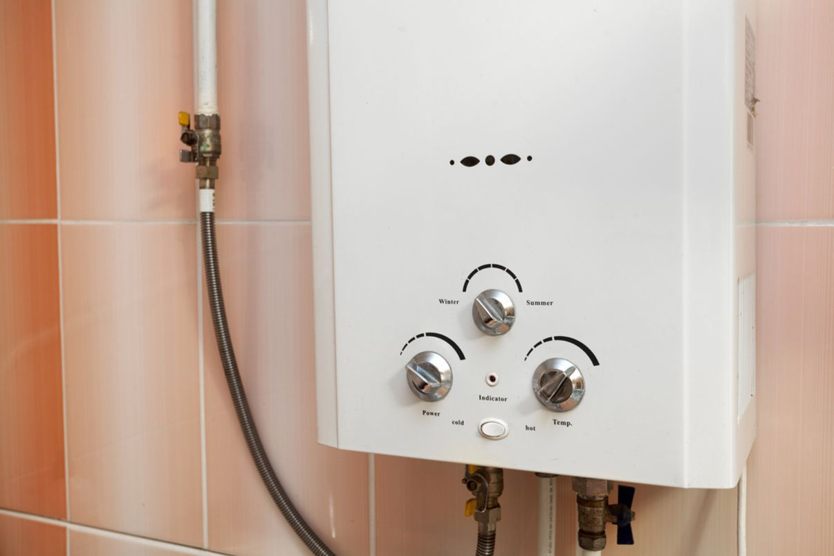 חימום מים בגז - מחיר | מחמם מים בגז