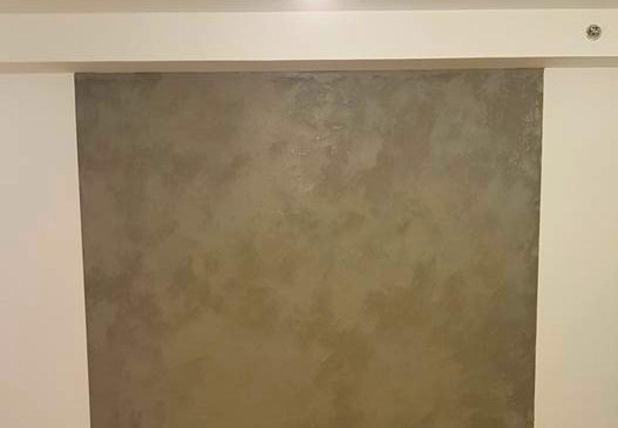 רעיונות לצביעת קיר בסלון
