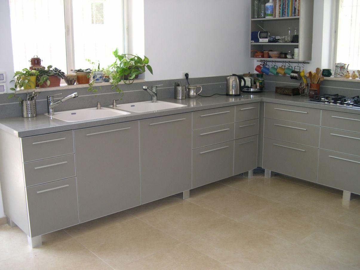 עיצוב צבע במטבח