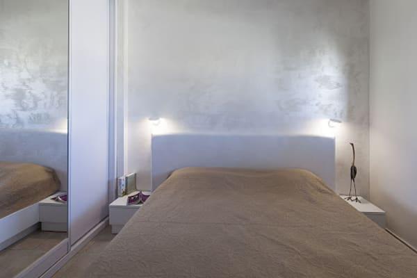 עיצוב דירה ריקה מההתחלה ועד הסוף - חדר השינה