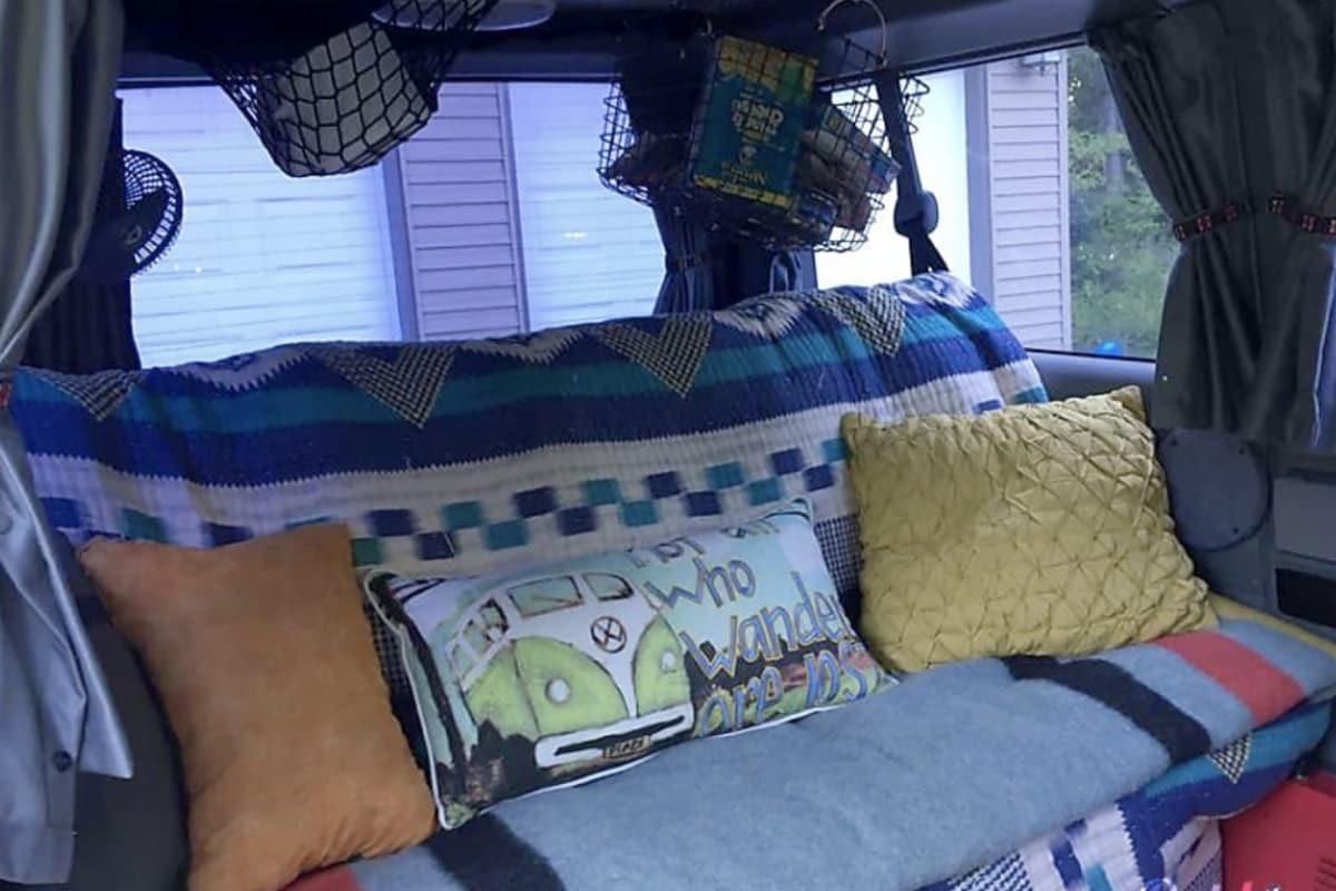 custom westfalia curtains
