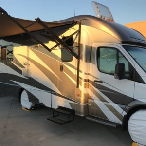 rent an rv northern california