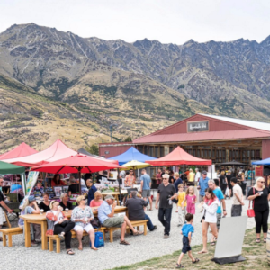 what's on labour weekend remarkables market