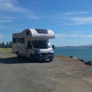 campervan motorhome rental wellington