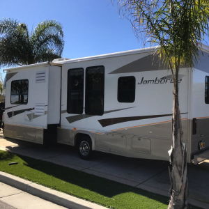 rent an rv san jose california