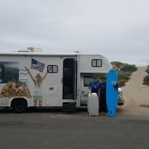 california rv rental on a budget