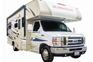 Cabover C25 RV One way rental