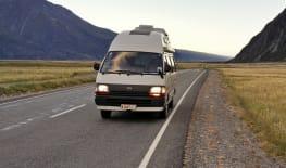 The Van Down Under - CHCH