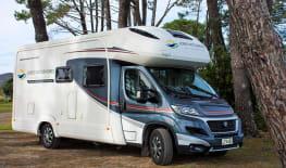 NIGEL, the Luxury Camper