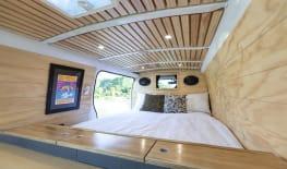 Matt and Dan's Campervans - #3 Van-thony Hopkins
