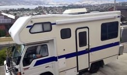 Mike's Ford Trader 4 Berth