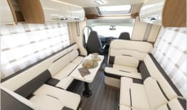 Brand New 2020 Luxurious 6-berth Motorhome