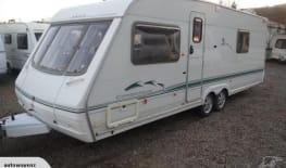 Colin's Swift Conqueror Caravan