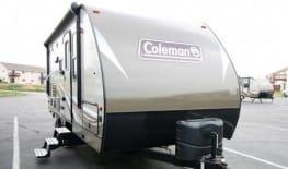 2017 Coleman Lite 1805RBD