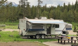 Perfect Hybrid Trailer for Restful Camping!