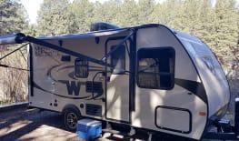 2017 Micro Minnie 1700BH New Mexico 505 RV Rentals #ABQRV