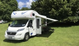 Longdream - Luxury 6 berth Motorhome