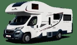 Benji 2017 Fiat Luxury Motorhome